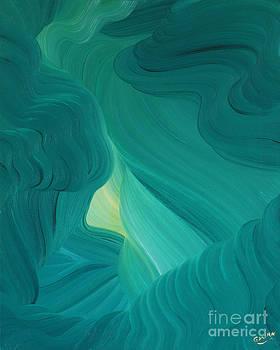 Ginny Gaura - Aquamarine Vista