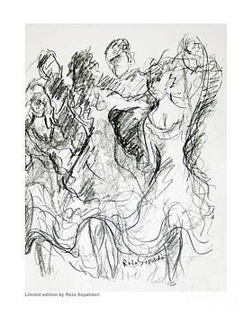 Argentinian Tango by Reza Sepahdari