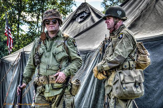 Army Life by Dan Crosby