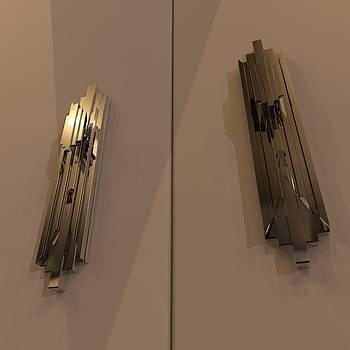 James Barnes - Art Deco Doorknob