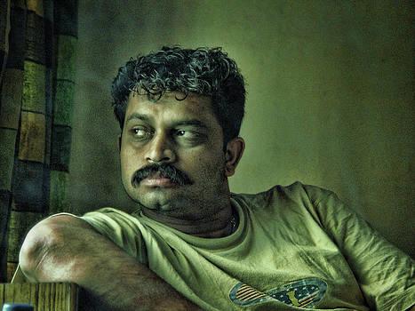 Artist On Mood by Ratan Sonal