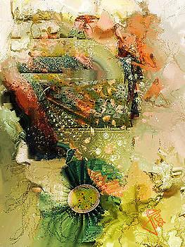 Arudah Light by Velitchka Sander
