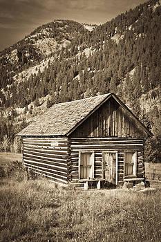Adam Pender - Ashcroft Ghost Town
