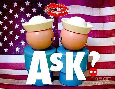 Ask Me by Ricky Sencion