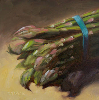 Asparagus by Cynthia Haase