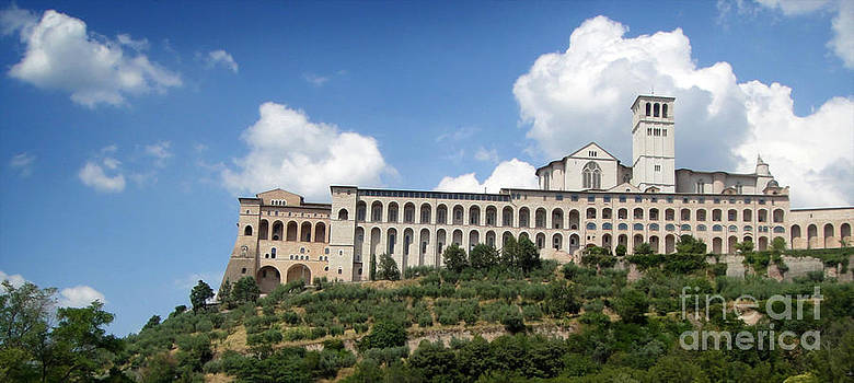 Gregory Dyer - Assisi Italy -  Basilica of San Francesco d