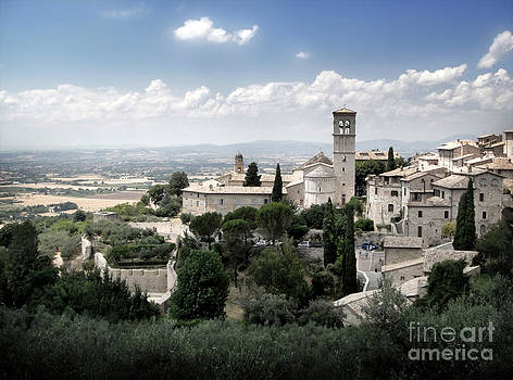 Gregory Dyer - Assisi Italy - Bella Vista - 01