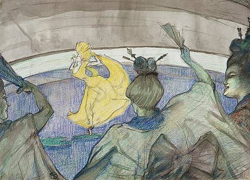 Henri de Toulouse-Lautrec - At the Circus