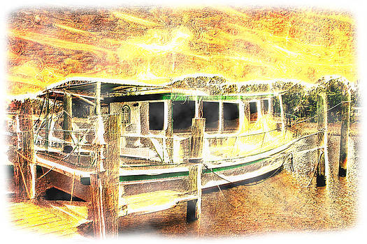 Barry Jones - At the Wharf