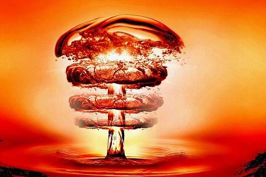Atomic effect by Nicole Champion