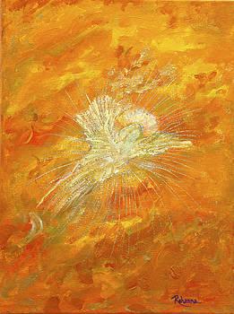 Autum Angel by Judy M Watts-Rohanna