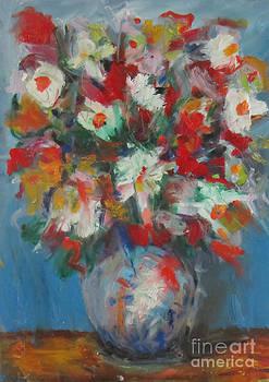 Autumn Bouquet by David Abse