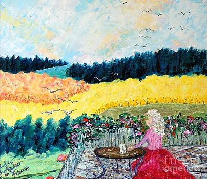 Autumn Flights of Fancy by Judith Espinoza