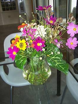 Patricia Taylor - Autumn Flowers