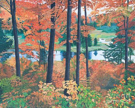 Autumn Glory by Joy Ballack