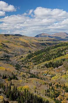 Tim Grams - Autumn in a Colorado Valley