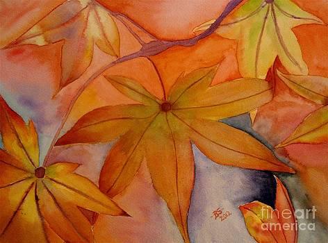 Autumn Leaves by Bonnie Schallermeir