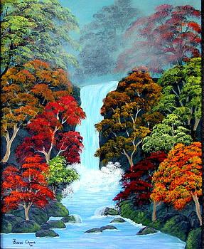 Autumn Leaves by Fram Cama