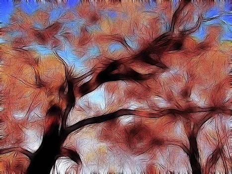 Autumn Leaves by Linda Gesualdo