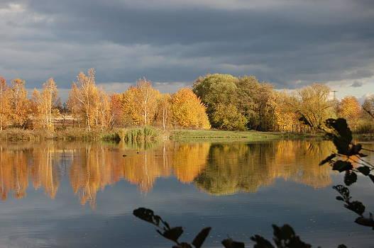 Autumn by Lenka Kendralova