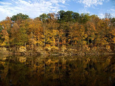 Autumn Mirror by Rob Amend