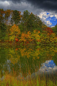 Autumn Reflections by James Corley