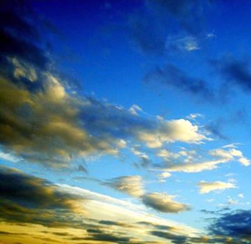 Autumn Skies by Karen Conine