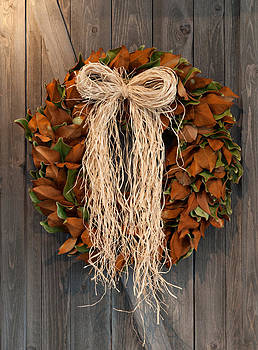 Tom Biegalski - Autumn wreath
