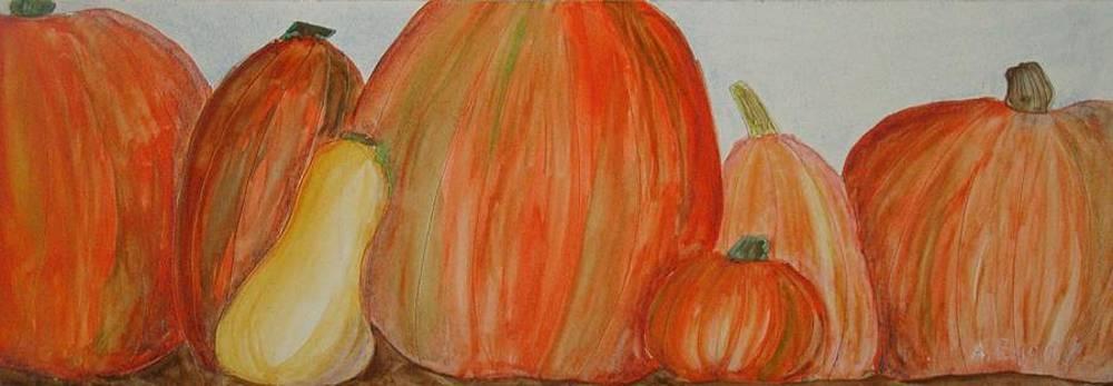 Autumnal Still Life by Annette Egan