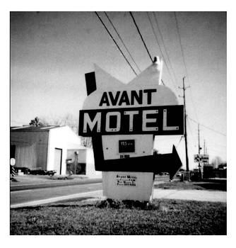 Avant Motel- La Hwy 80 by Doug  Duffey