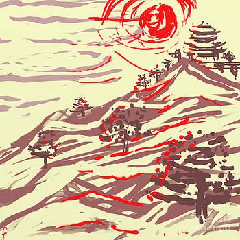 Awakening Hill by MURUMURU By FP
