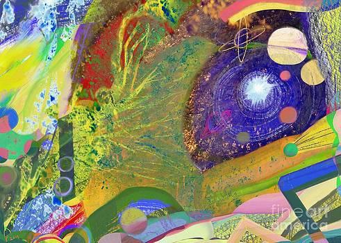 Awekening Universe by MURUMURU By FP