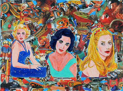 Babes in Toyland by Carl Schumann