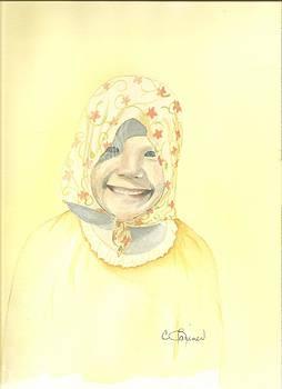 Babushka by Constance Larimer