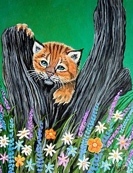 Nick Gustafson - Baby Lynx