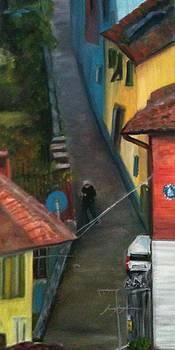 Back Street  by Betty Pimm