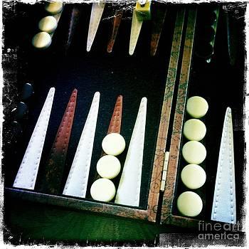 Backgammon anyone by Nina Prommer