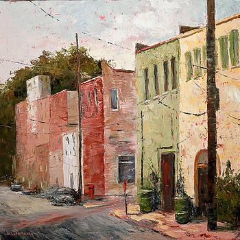 Backstreet USA by Glenda Cason