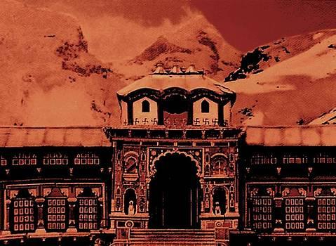 Badrinath by Maeesh Kumar