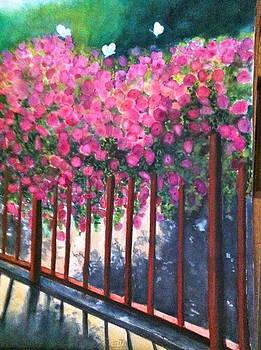 Balcony by Giti Ala