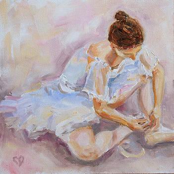 Ballerina Dreams by Carol DeMumbrum