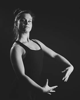 Ballerina by Marcio Faustino