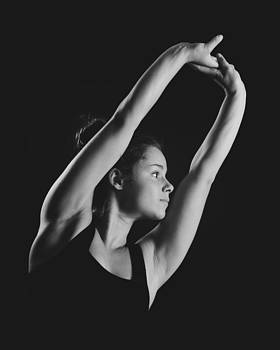 Ballet Dancer by Marcio Faustino