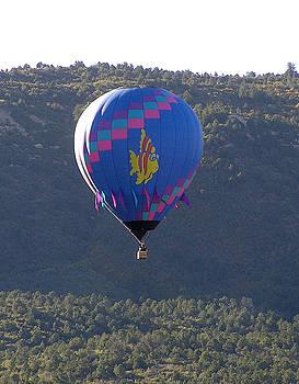 FeVa  Fotos - Balloon in Weber Canyon