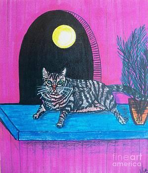 Judy Via-Wolff - Banjo and the Moon