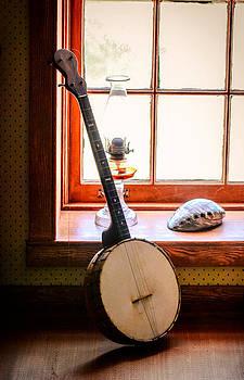 Banjo by Stephanie Haertling