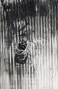 Barbwire on Hook by Floyd Smith