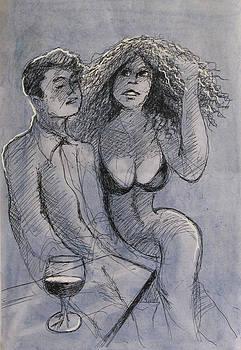 Bargirl by Walter Clark