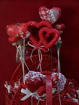 Baskets of Love by Lila Mattison