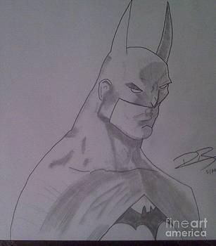 Batman by Ronnie Black